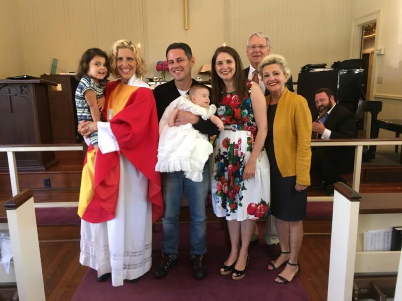 Willam Baptism